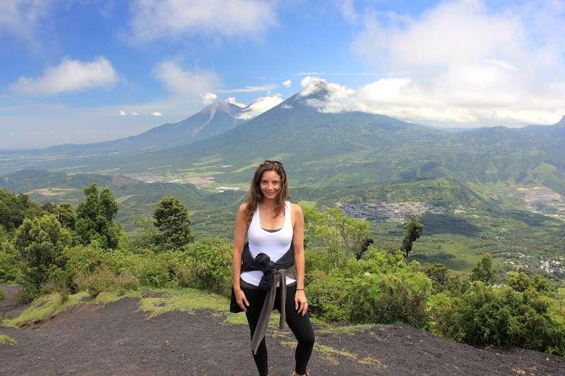 pacaya volcano 1 2 day hike thermal spa trek guatemala